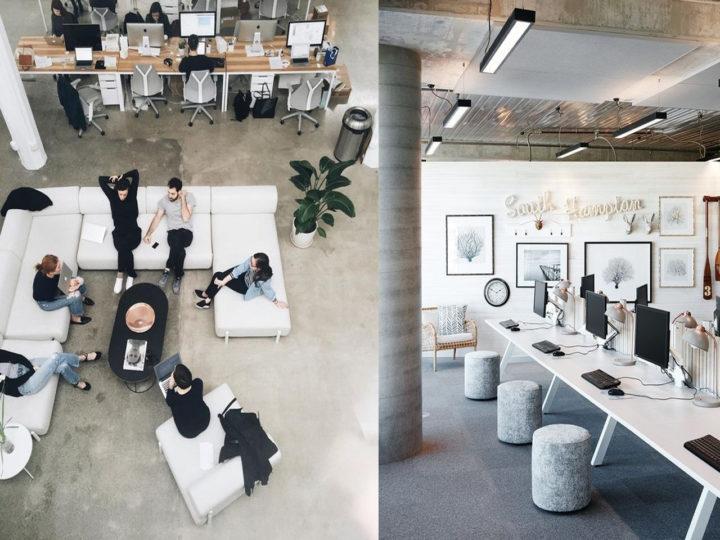 errores en decoración de oficinas