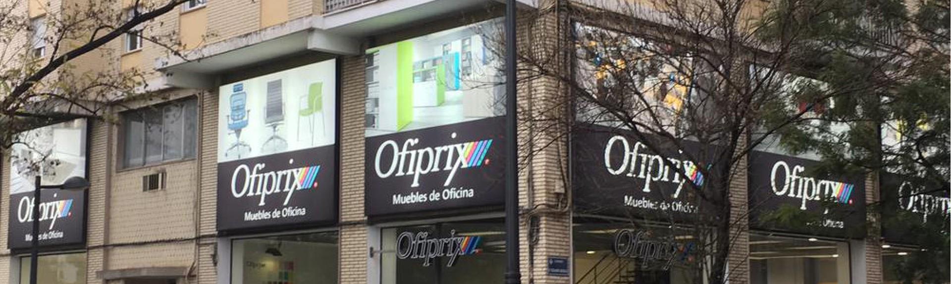 Tienda Ofiprix de San Sebastián Reyes
