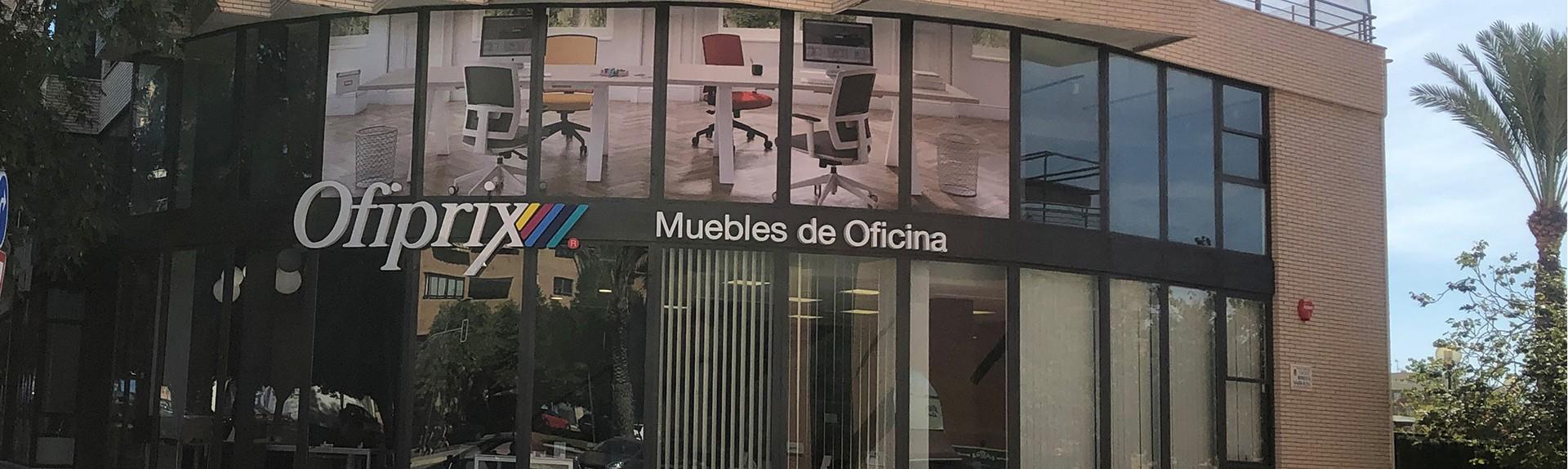 Tienda Ofiprix de Bilbao