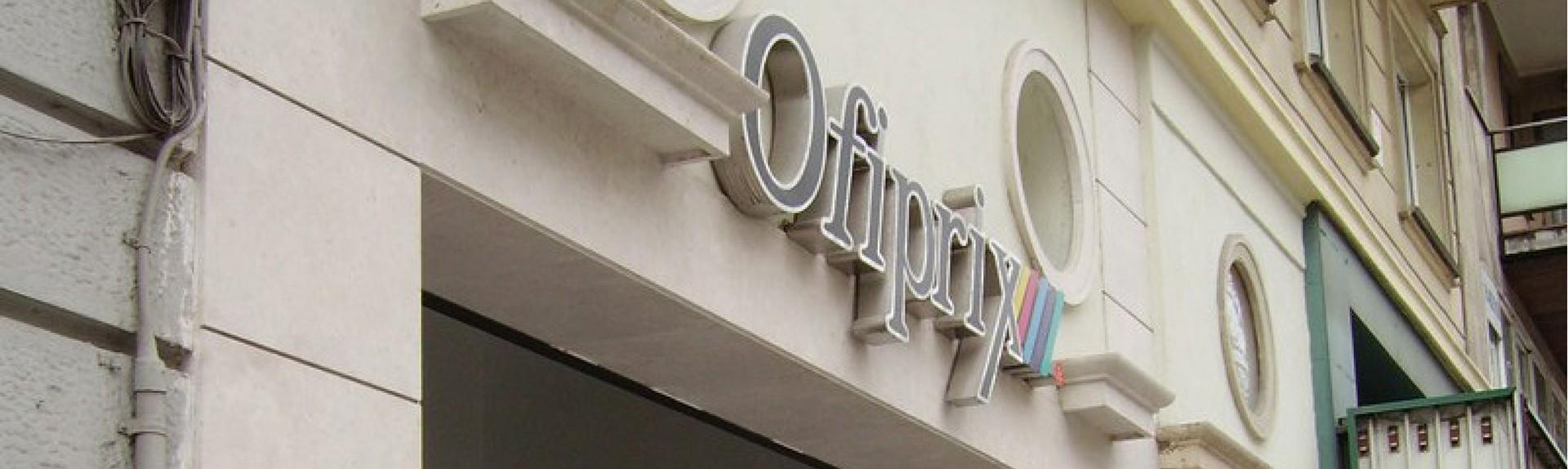 Tienda Ofiprix de Alicante