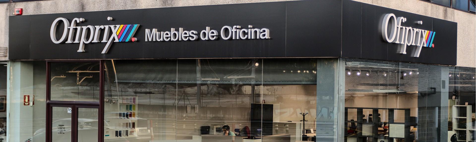 Tienda Ofiprix de Zaragoza